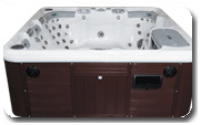 Maintenance Free Cabinetry Spas